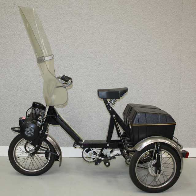 velomoteur solex tricycle 3800. Black Bedroom Furniture Sets. Home Design Ideas