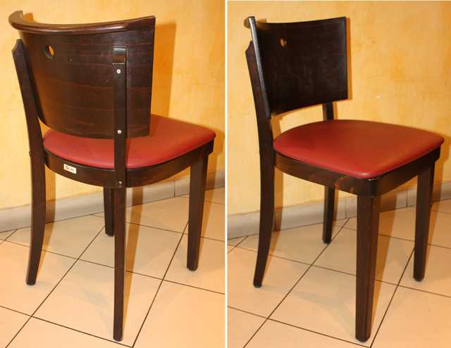 Chaise de restaurant a vendre occasion for Chaise occasion