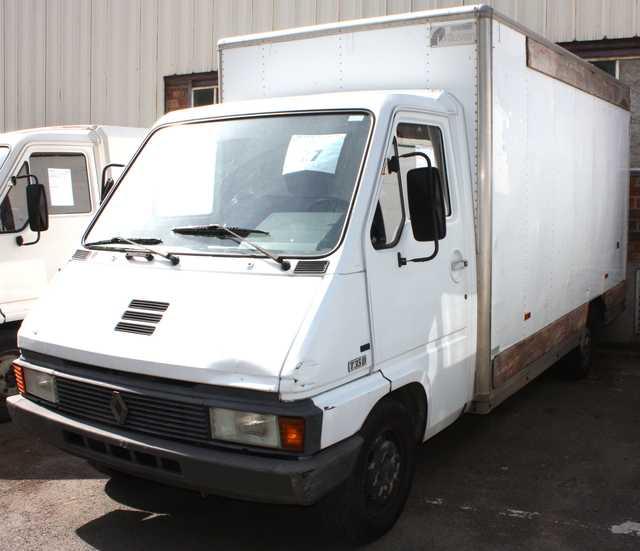 camionnette renault master maxi van t35d 20 m3 20 m3 1992. Black Bedroom Furniture Sets. Home Design Ideas