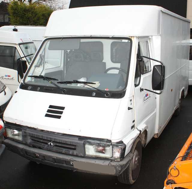 camionnette renault master maxi van t35d 20 m3 1995. Black Bedroom Furniture Sets. Home Design Ideas