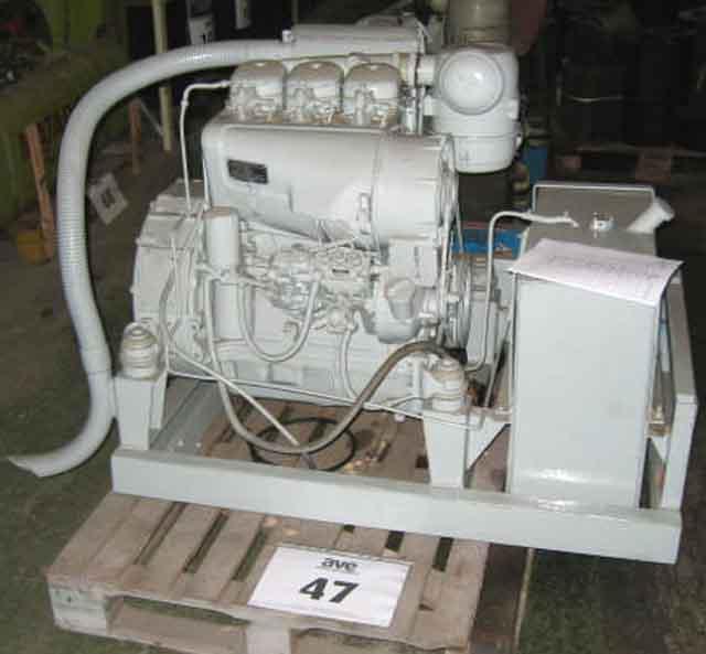 moteur deutz f3l912 3 cylindres 3 cylindres. Black Bedroom Furniture Sets. Home Design Ideas