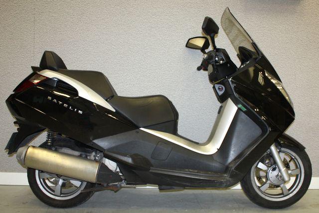 scooter peugeot gt satelis 125 executive 125 2007. Black Bedroom Furniture Sets. Home Design Ideas