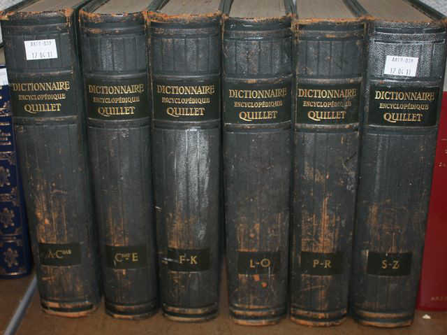encyclopedie quillet 1934
