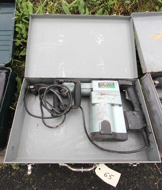 Marteau piqueur electrique hitachi h60ka - Marteau piqueur electrique ...