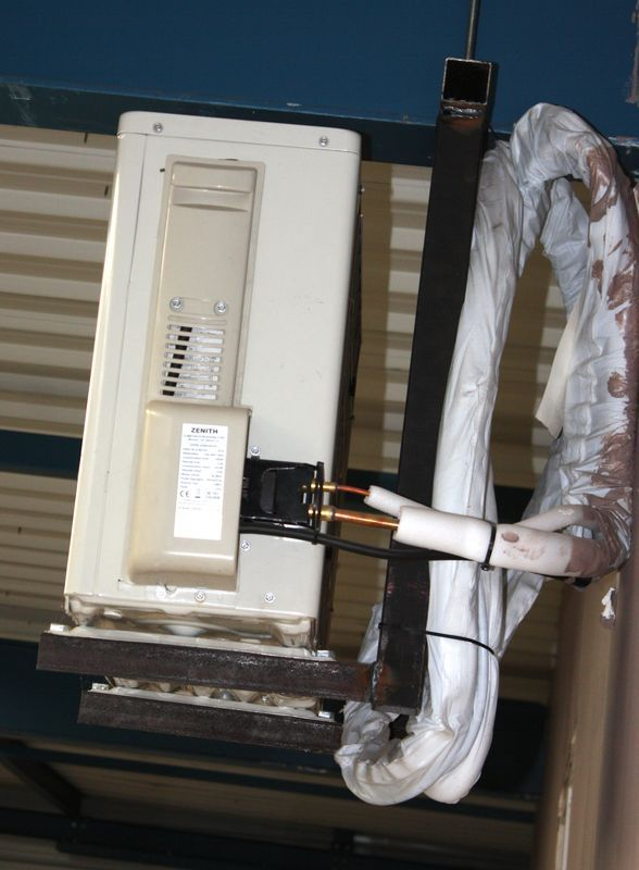 climatisation zenith af srpap 352 reversible. Black Bedroom Furniture Sets. Home Design Ideas