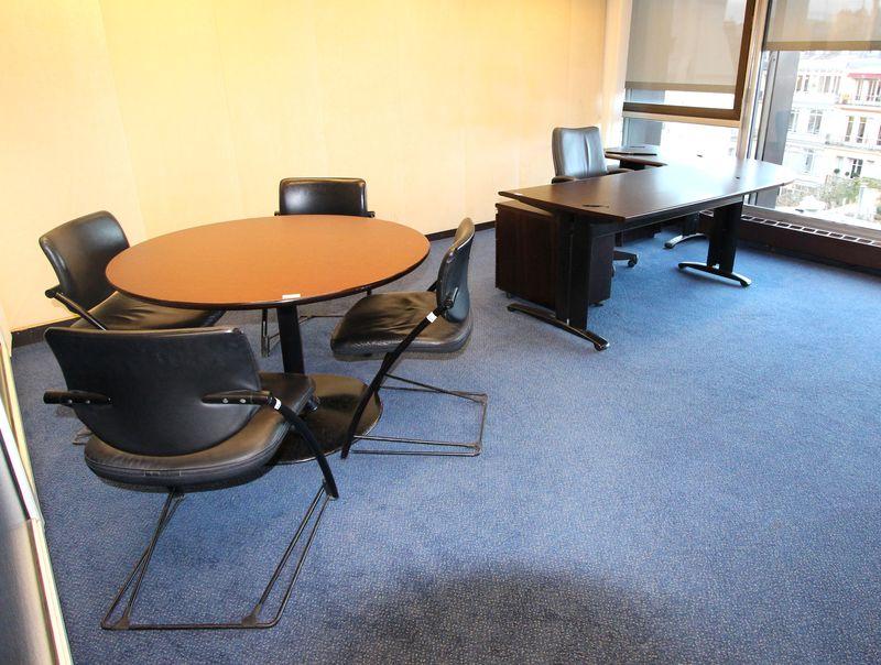 Mobilier steelcase 3 bureaux avec retour 7 caissons 1 for Mobilier bureau 64