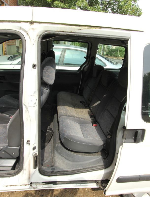 fourgon citroen berlingo 5 places 2002. Black Bedroom Furniture Sets. Home Design Ideas