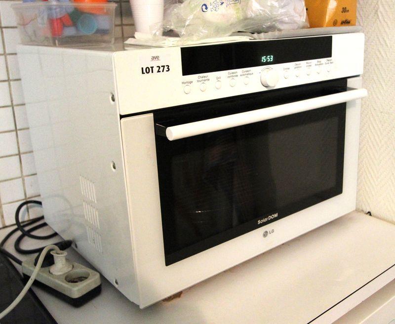 1 four micro onde grill combine lg modele solar dom for Chambre de commerce internationale de paris