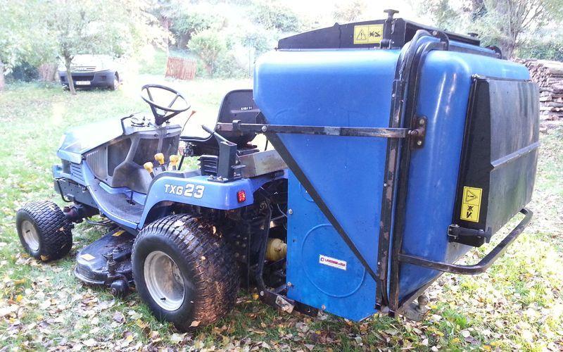 iseki france tracteur