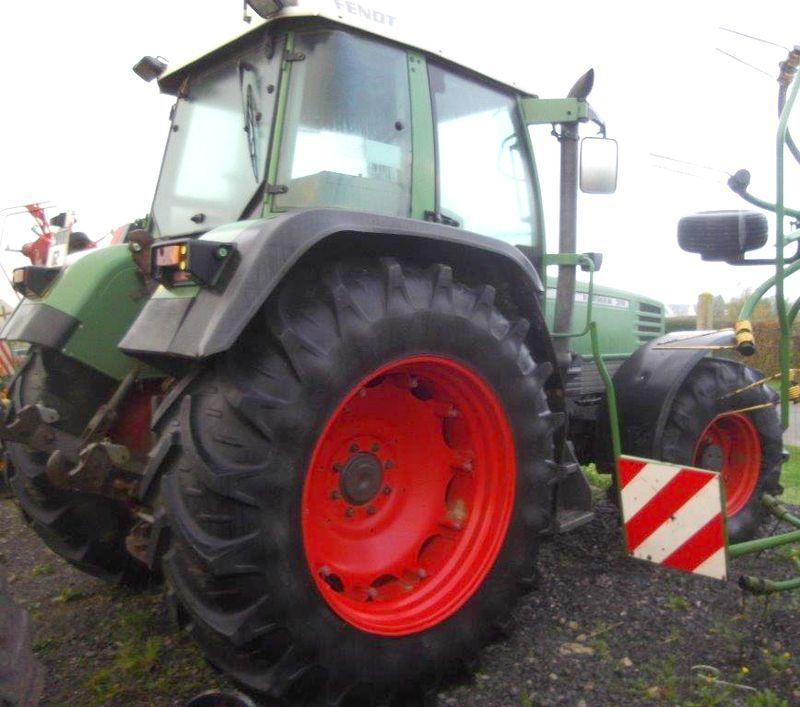 tracteur agricole fendt farmer 311 4x4 1996. Black Bedroom Furniture Sets. Home Design Ideas