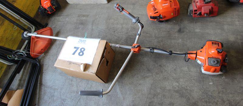 Debroussailleuse husqvarna 323r 245 cm3 - Debroussailleuse thermique husqvarna ...
