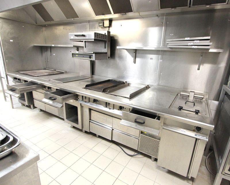 silco ambach unite de production cuisine comprenant 1 friteuse ambach modele ef145 15 kw 2 paniers. Black Bedroom Furniture Sets. Home Design Ideas