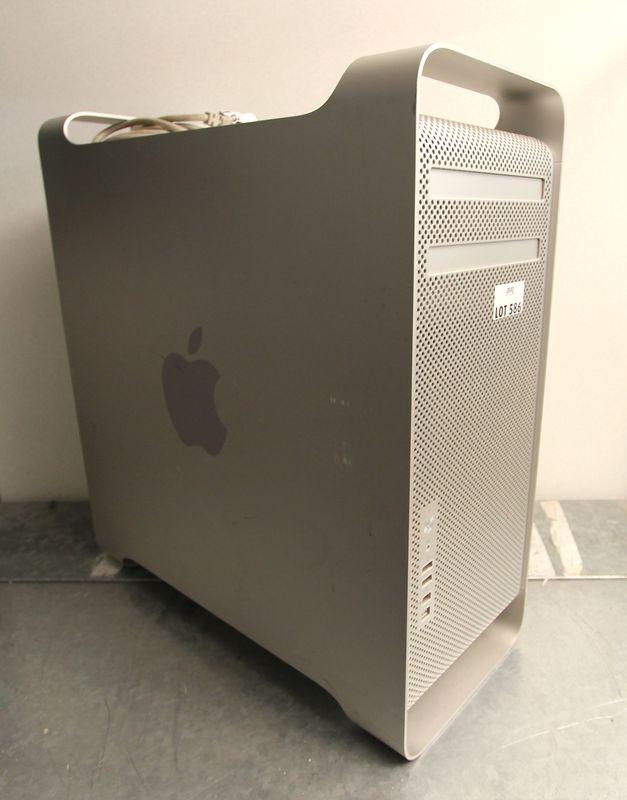 Ordinateur de bureau de marque apple machintosh modele macpro g5 266 qx2x5127300gt250sd avec cable - Meilleur marque d ordinateur de bureau ...