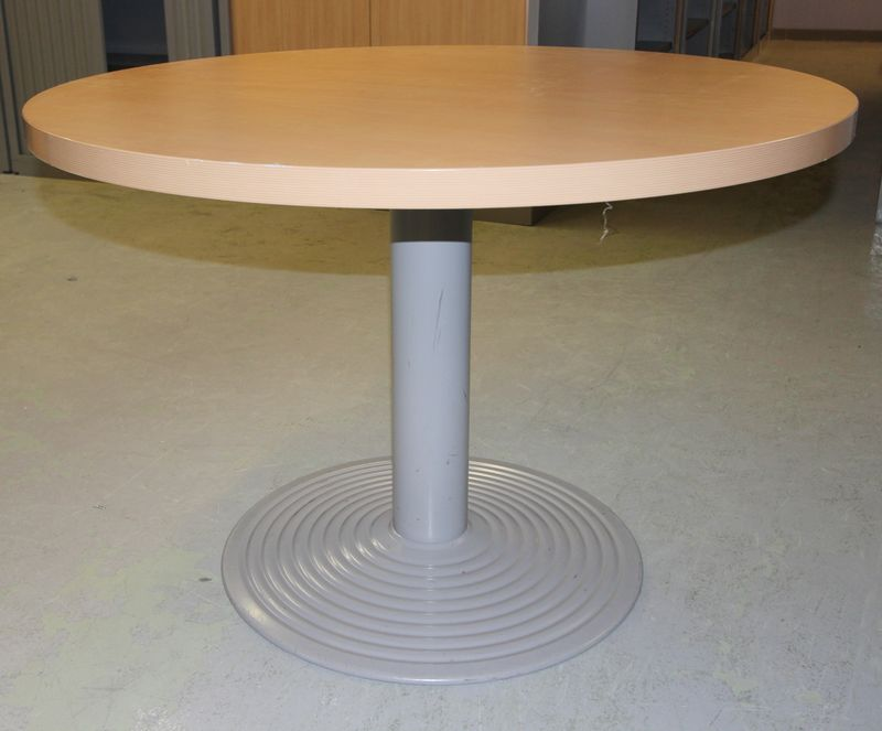 Table ronde 110 amazing table ronde cm avec rallonge pour for Table ronde 110 cm avec rallonge