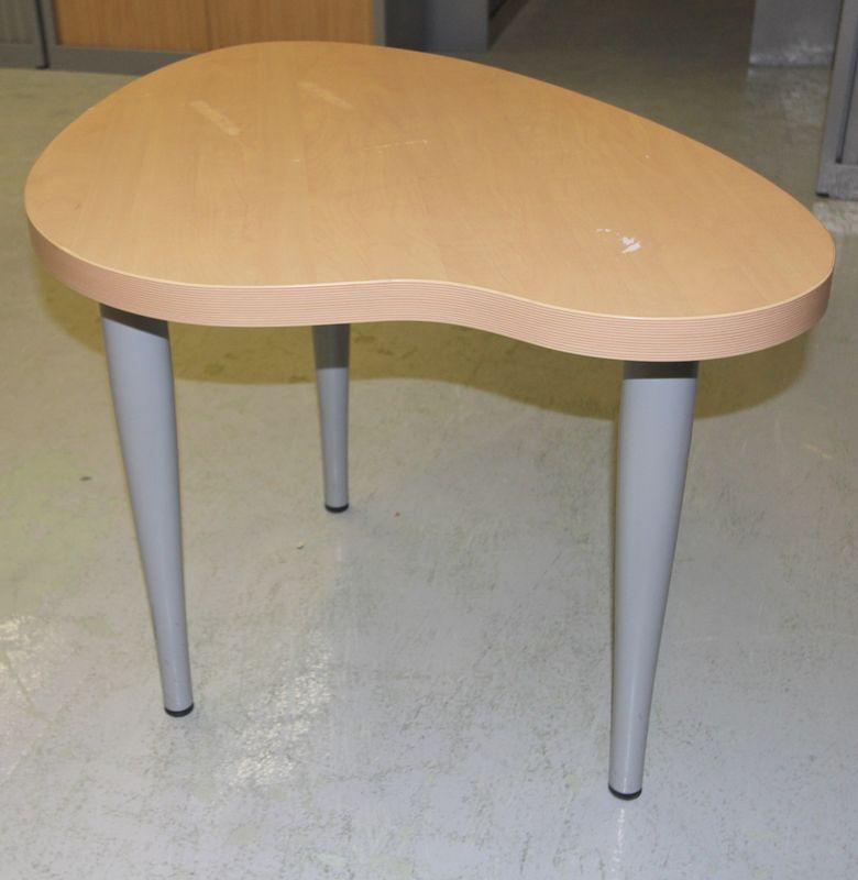 table desserte de forme palette couleur hetre pied gris metal 98 x 78 cm observation enlevement a u. Black Bedroom Furniture Sets. Home Design Ideas