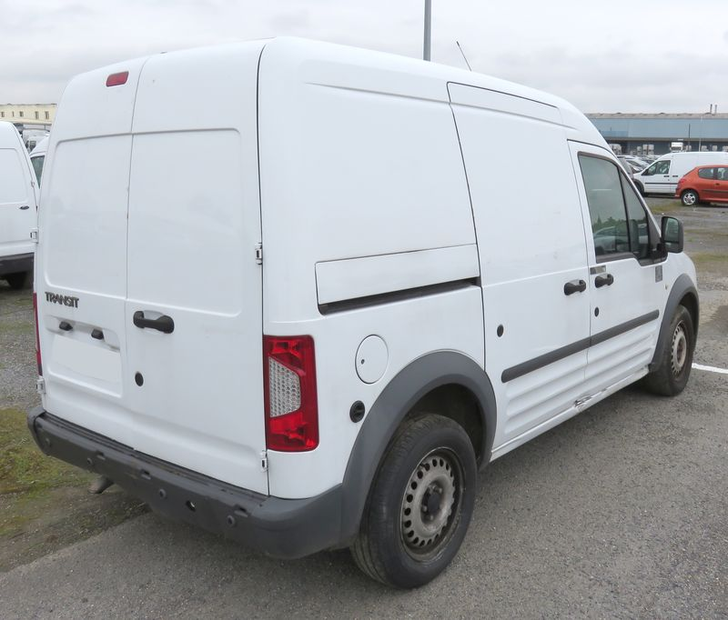 14 Ford Transit Connect 1 6tdci L1: Fourgon-ford-transit-connect-tdci-75-t220-tole-2011