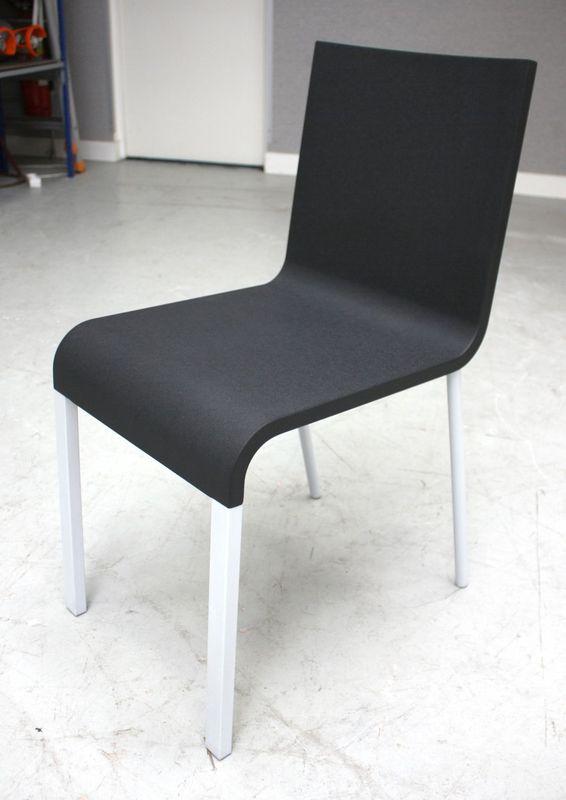 martin van severen edition vitra chaise 03 en polyurethane