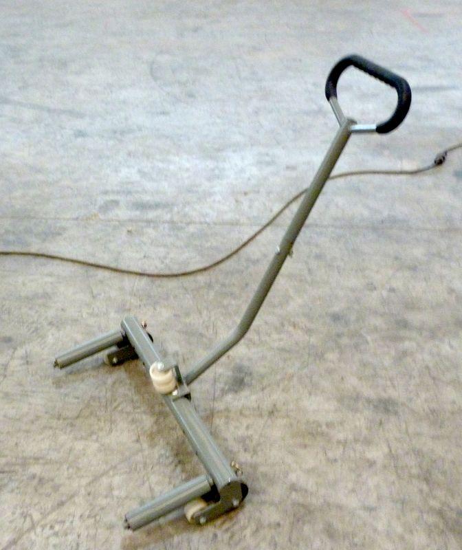 Chariot porte roue trx01505 poids lourd - Chariot porte roue tracteur ...