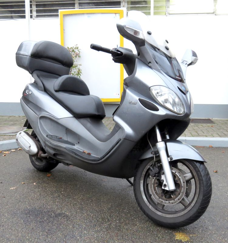 scooter piaggio x9 evolution 125 125 cm3 2005. Black Bedroom Furniture Sets. Home Design Ideas