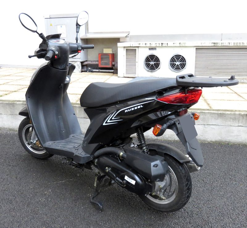 scooter qingqi russel qm50qt 6d 50 cm3 50 cm3 2014. Black Bedroom Furniture Sets. Home Design Ideas