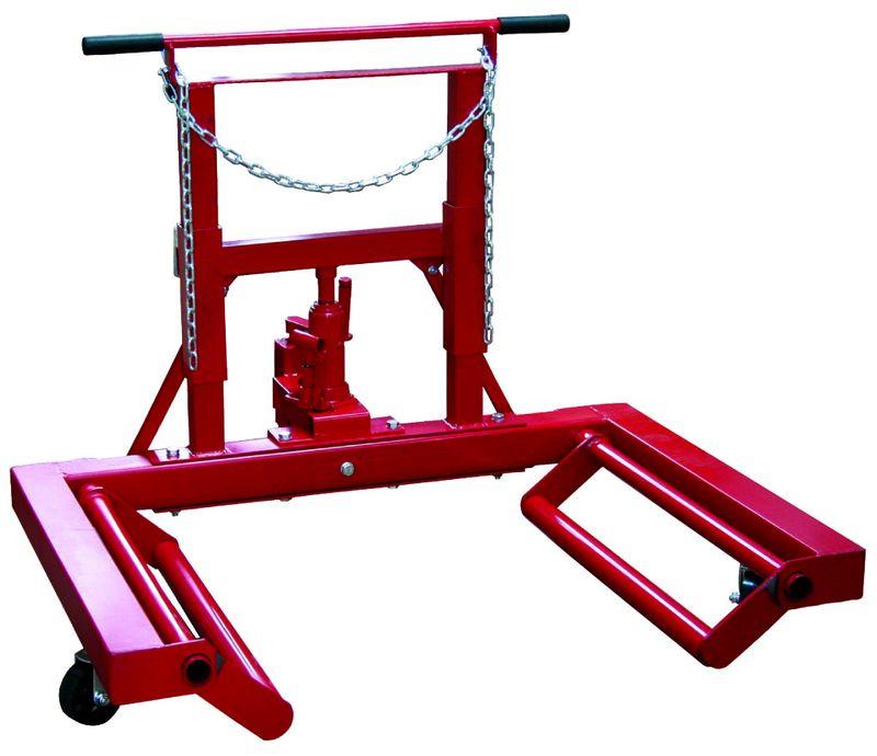 Chariot porte roue trx 10001 1000 kg - Chariot porte roue tracteur ...