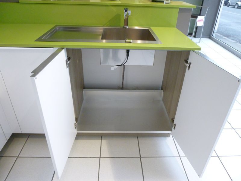 Amazing cuisine schmidt de modele arcos poignees integrees - Poignee porte cuisine schmidt ...