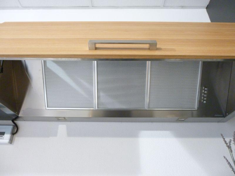 plaque induction avec hotte integree. Black Bedroom Furniture Sets. Home Design Ideas