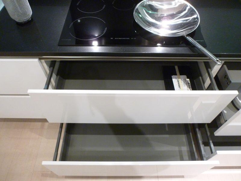 Cuisine schmidt blanc laque meilleure inspiration pour votre design de maison - Modeles cuisines schmidt ...
