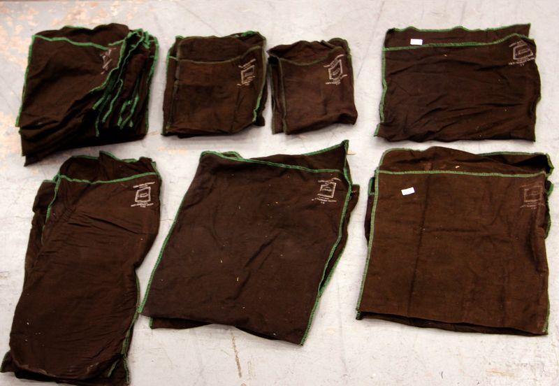 Christofle ensemble de housses de tissus antioxydant pour ranger les couverts - Boite pour ranger les couverts ...
