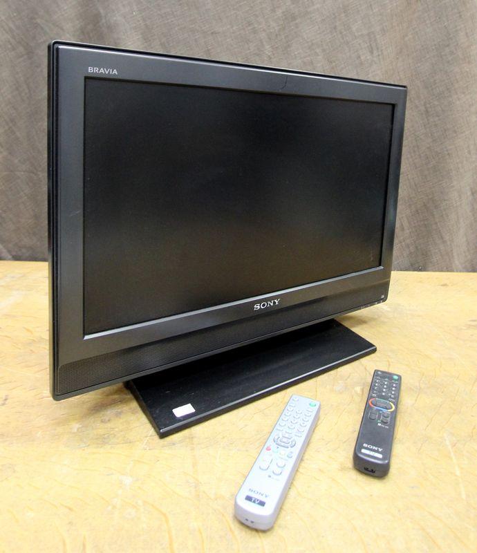 televiseur sony bravia ecran lcd modele kdl 26u 3000 26. Black Bedroom Furniture Sets. Home Design Ideas