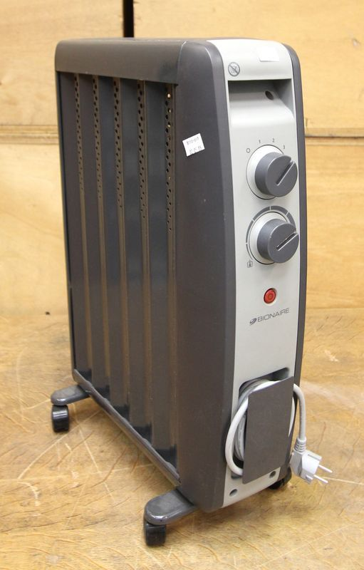 radiateur convecteur electrique de marque bionaire 1500. Black Bedroom Furniture Sets. Home Design Ideas