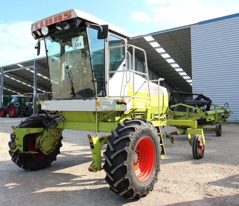 Faucheuse Andaineuse Automotrice Claas Maxi Swather