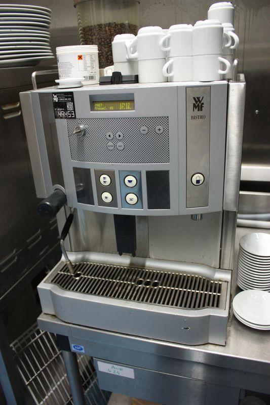machine a cafe modele bistrot de marque wmf localisation cuisine 19eme enlevement sur rdv a partir. Black Bedroom Furniture Sets. Home Design Ideas