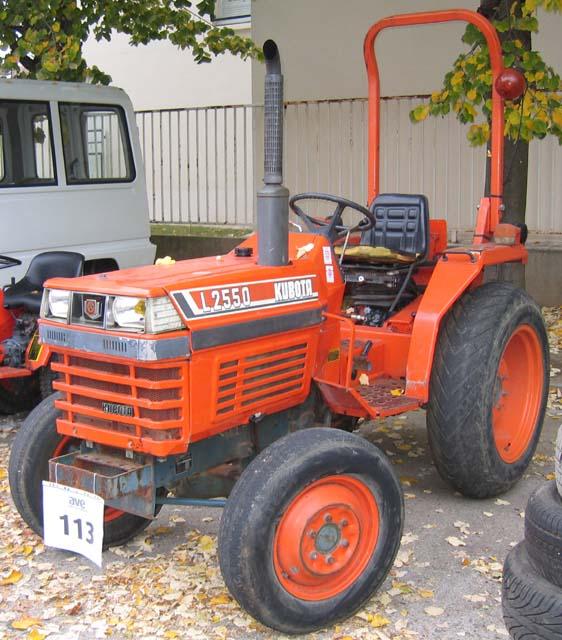 La Craigslist Cars: Micro-tracteur-kubota-l2550-2-rm-2-rm