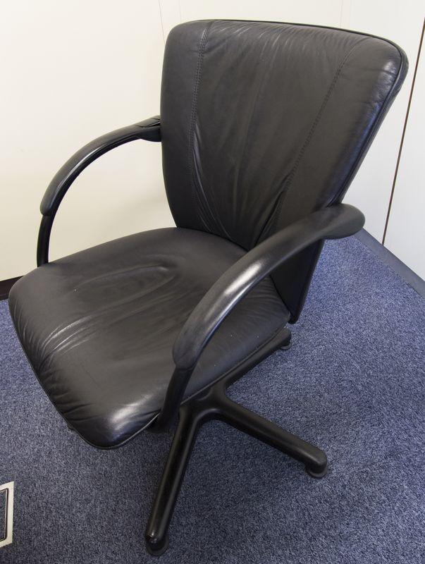 bel ensemble de mobilier de direction de bureau comprenant. Black Bedroom Furniture Sets. Home Design Ideas