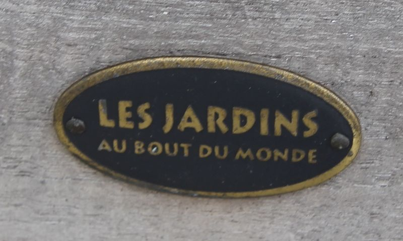3-tables-basses-carres-de-terrasse-en-teck-de-marque-les-jardins-au ...
