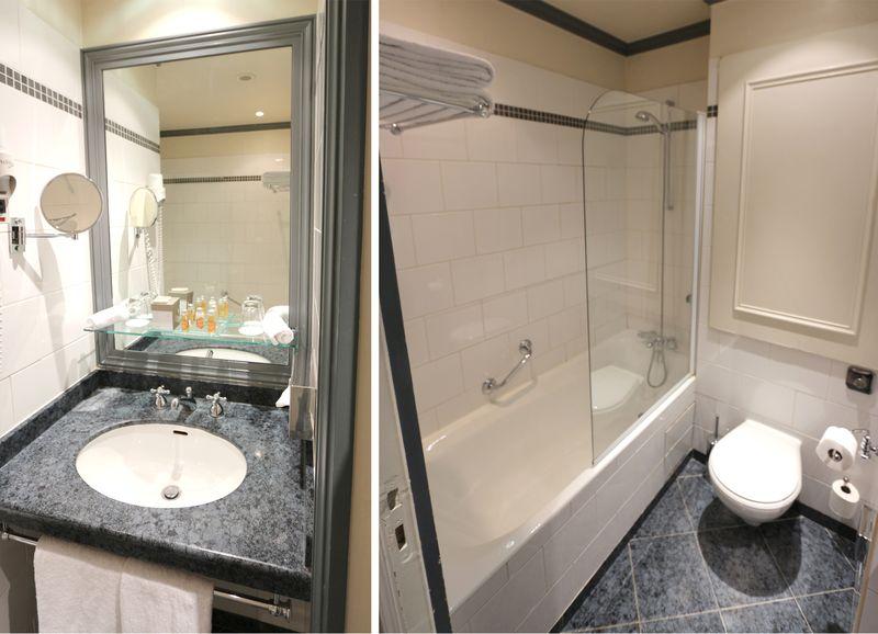 Mobilier de salle de bain comprenant mitigeur - Demonter pommeau de douche ...