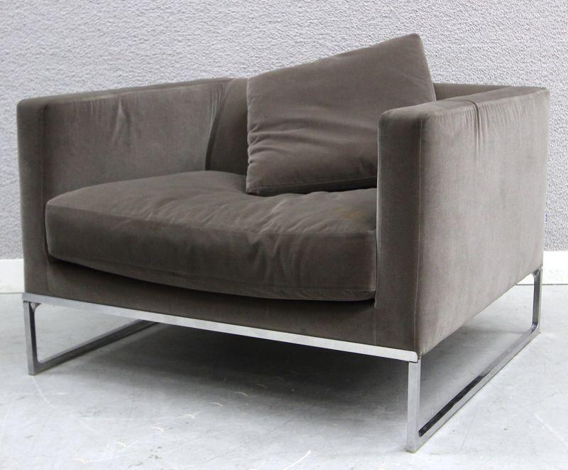 fauteuil-de-marque-bb-italia-maxaalto-modele-tight-design-antonio ...