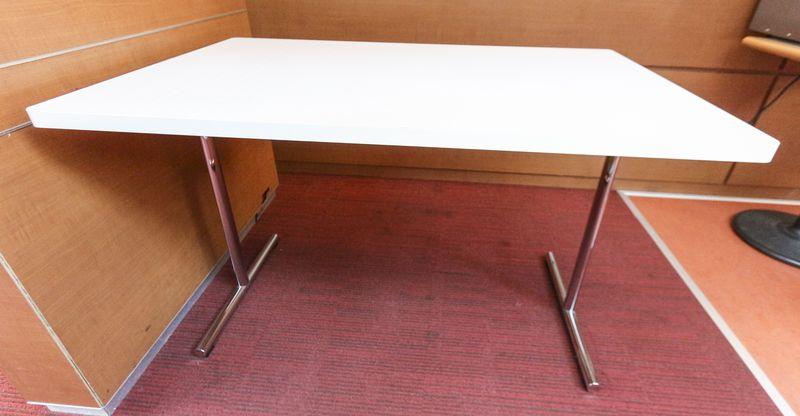 Lot 500 59 unites table rectangulaire pliante de marque - Dimension table rectangulaire ...