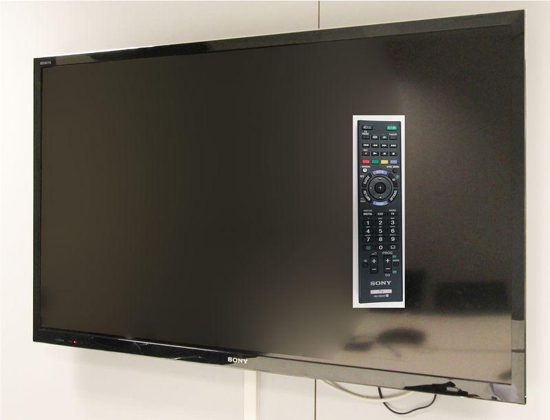 ecran lcd 55 pouces de marque sony modele kdl 55hx753 vendu avec sa telecommande rayures sur lecran. Black Bedroom Furniture Sets. Home Design Ideas