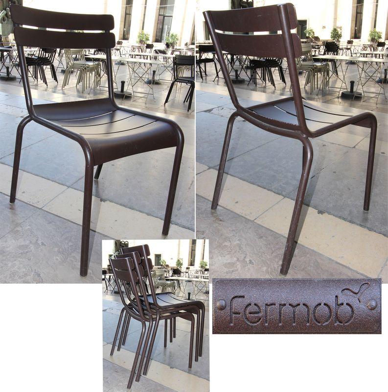 Empilables Lot De Marque 1 Modele Unites Chaises 10 Fermob LSqUGMVzp