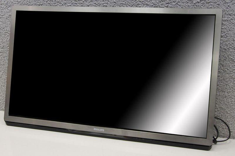 Lot 78 1 unite televiseur a ecran led de 32 pouces de marque philips modele 32pfl5007h12 tv vendue - Attache murale tv ...