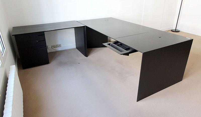 Bureau de direction design cini boeri edition rosenthal modele