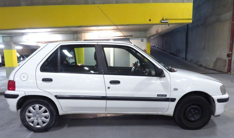 VOITURE PEUGEOT 106 PHASE 2 1.4 INJECTION 2001